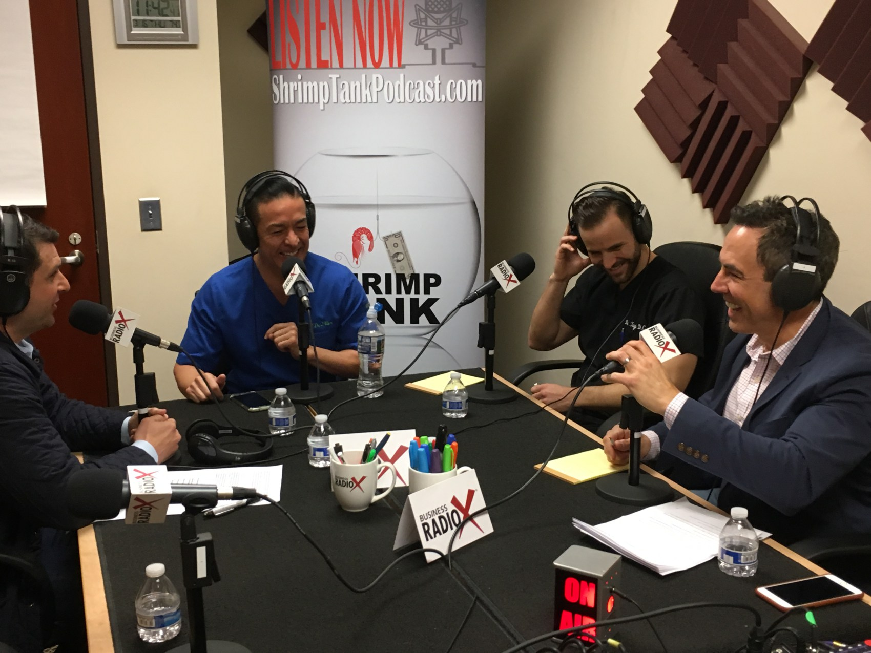 Dr. Alex Roig on Shrimp Tank Podcast
