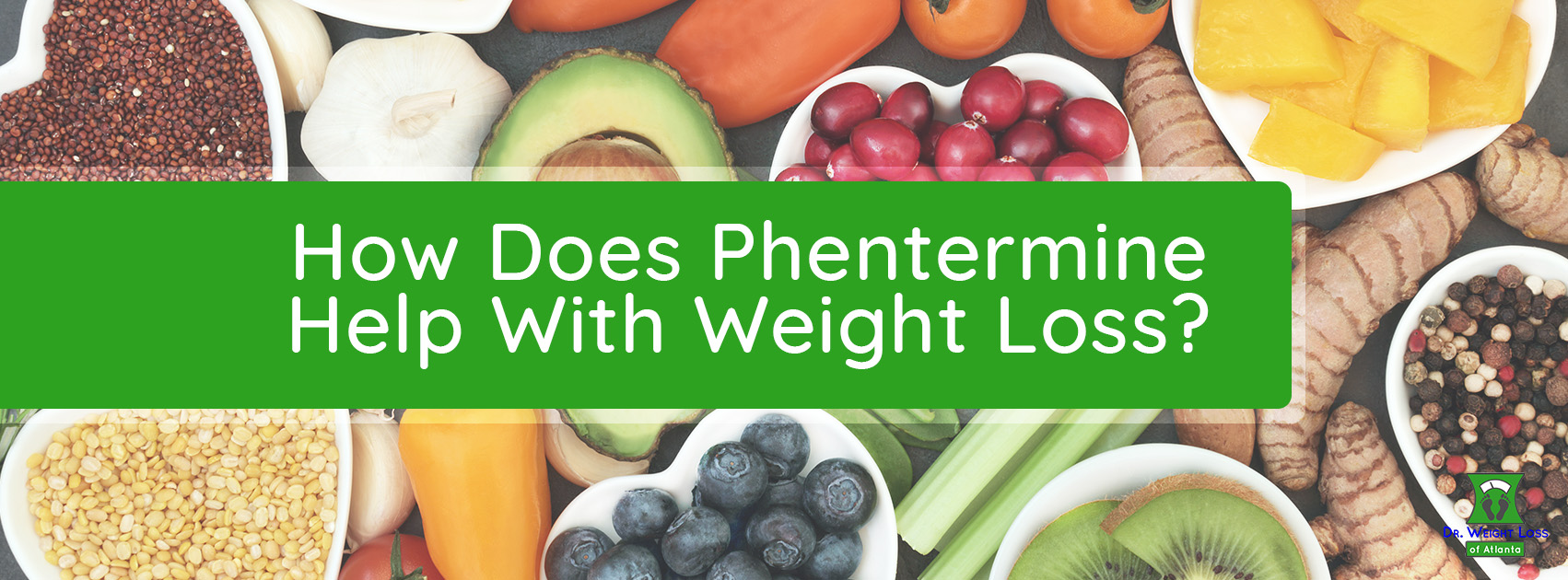 How Does Phentermine Help With Weight Loss? | Dr. Weight Loss