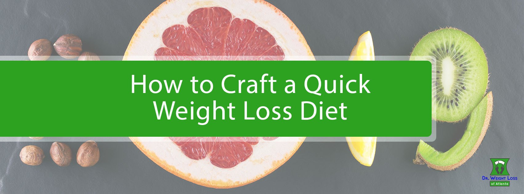 Weigh loss foods including grapefruit, lemon, and kiwi.