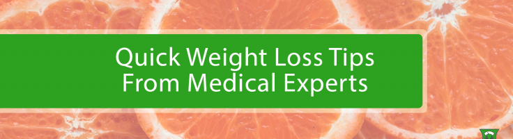 Quick Weight Loss Tips From Medical Experts Medical Weight Loss